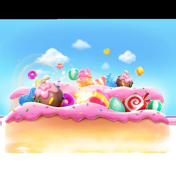 รีวิว สล็อต Candy Burst
